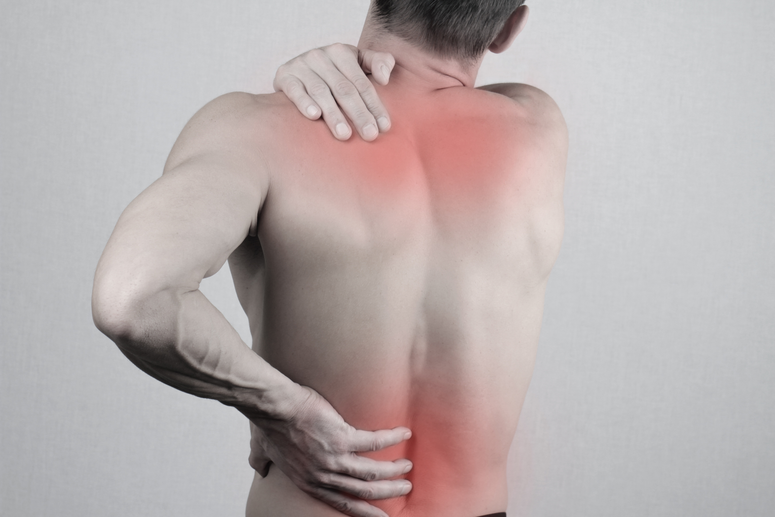 Back & Neck Pain - Weybridge Osteopath